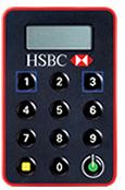 HSBCセキュリティデバイス